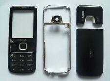 faceplate Black Housing Cover Fascia Facia case for Nokia 6700C 6700 classic