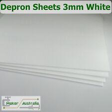 depronfoam clevises 8 pack white