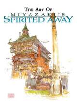 The Art of Spirited Away by Hayao Miyazaki (2002, Hardcover)