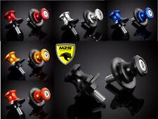 Swingarm Sliders Spools For Honda Suzuki Kawasaki Yamaha KTM Motorcycle CNC 2Pcs