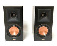 Klipsch RP-500M Reference Premiere Bookshelf Speakers, Black