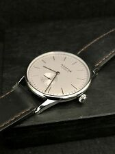 NOMOS Glashutte Orion 38mm, Pre-owned,Exc. Cond. still under factory warranty!!!