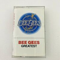 Bee Gees Greatest by Bee Gees Cassette Tape 1979  Polygram Records