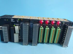 OMRON CJ1W-PA202 , CJ1M-CPU12 , OD211 , ID211 , CJ1W-B7A22 4ea , CJ1W-DA08V PLC