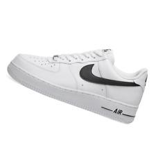 NIKE MENS Shoes Air Force 1 '07 - White & Black - CJ0952-100