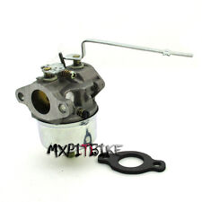 New Carburetor For Tecumseh 631918  HS40 4 HP Engines Lawn Mower Carb Free Gaske