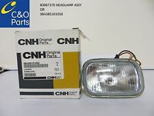 83967370 (SBA385101050), HEADLAMP ASSEMBLY, NEW HOLLAND COMPACT TRACTOR