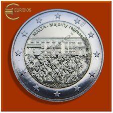 """2 Euro € Gedenkmünze Malta 2012 """" Mehrheitswahlrecht """""""