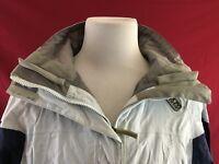 K2 Snowboarding Winter Ski Jacket Coat zip off hood Womens Medium
