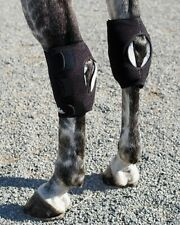 Ice Horse Hock Wraps with Inserts - Pair