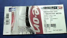 Manchester City v Manchester United FA Cup semi-final ticket 2011