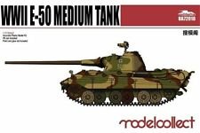 Modelcollect UA72018 1/72 German WWII E-50 Medium Tank
