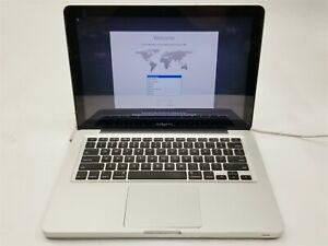 Apple MacBook Pro 13 2011 i7-2620M 2.7GHz 16GB 320GB OSX10.13 No Battery MC724LL