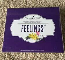 Young Living Feelings Collection 6 Oils New In Package-Free Shipping