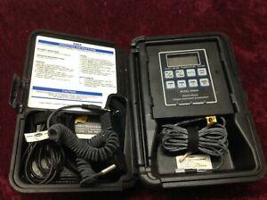 Cooper Electro Therm Model SH66A Probe Digital Temperature Thermometer