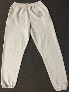 Vtg 90s US Air Force Distressed Sweatpants S USA Army Military Track Grunge Gym