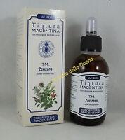 Magentina Tintura madre ZENZERO 50ml regolarità intestino gas nausea ginger