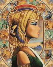"""Sphinx Égyptien Compté Cross Stitch Kit 12 /""""x 10.5/"""" 30.5 cm x 26,7 cm Egypte"""