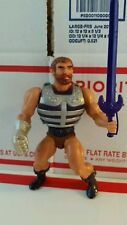 Fisto Vintage He-Man Master of the Universe Action Figure Hasbro MOTU w. weapon
