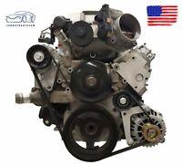 New For LS Truck Alternator Only Bracket Low Mount  LSX LS1 LS2 LS3 USA