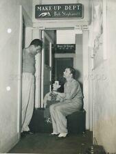 EDGAR BERGEN  CHARLIE McCARTHY 1940s VINTAGE PHOTO ORIGINAL  KEYBOOK