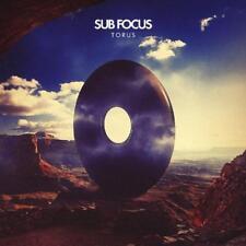 Sub Focus - Torus (NEW CD)