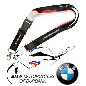 Motorsport Lanyard Genuine BMW Motorrad Motorcycle 2020 STYLE