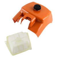 Air Filter & Air Filter Cleaner Cover for Stihl MS361 Ms341 Chainsaw Part