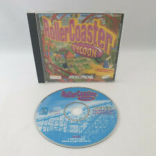 PC CD-Rom - RollerCoaster Tycoon