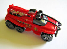 Hot Wheels XS-IVE Futuristic Jet Powered Die Cast Truck, Red Version