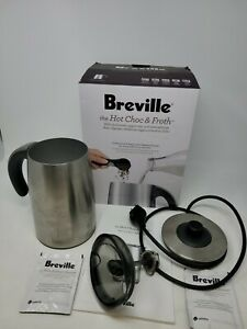 Breville BMF300BSS Hot Choc and  Froth Frother TESTED