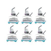 Kokido Telsa 80 Rechargeable Electric Underwater Pool Vacuum Cleaner (6 Pack)