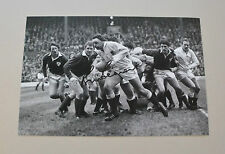Bill Beaumont Signed 12x8 Photo England Rugby Union Autograph Memorabilia + COA