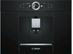 Bosch CTL636EB6 Einbau-Kaffeevollautomat, SensoFlow System, OneTouch DoubleCup,