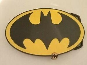 Batman Belt Buckle & Batman Earing