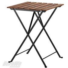 IKEA TÄRNÖ Klapptisch Akazienholz Tisch Gartentisch für außen Garten klappbar