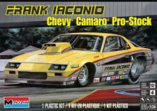 Revell Monogram 4483 Iaconio 1984 Chevy Camaro Pro-Stock Plastic Model Kit 1/24