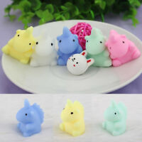 Kawaii Mini Unicorn Squishy Slow Rising Soft Squeeze Kids Relax Toy Phone Charm