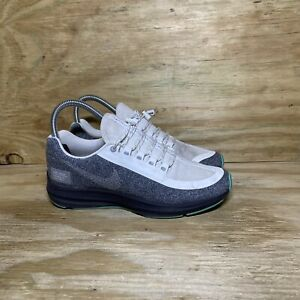 Nike Zoom Winflo 5 Run Shield Shoes Women's 6 Silver Summit White A01573-100