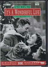 It's a Wonderful Life (DVD, Uncut Version) Donna Reed *NEW*