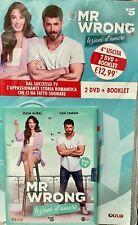Mr Wrong Lezioni d'Amore Can Yaman Quarta Uscita Serie TV DVD 7-8