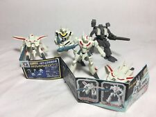 Macross Mission Part 1 Gashapon Figure Set TOMAHAWK Valkyrie Fighter  Robotech