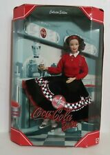 Coca-Cola Barbie 2nd in Series 1999 Collector Edition No. 24637 NIB NRFB