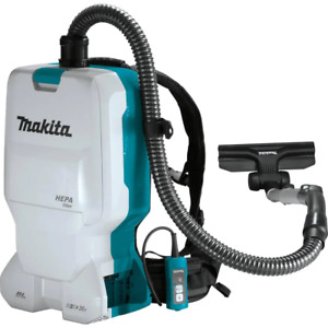 18-Volt X2 Lxt Lithium-Ion (36V) Brushless Cordless 1.6 Gal. Hepa Filter Backpac