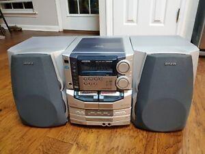 Aiwa CX-NHMA86 Digital Stereo Audio System 7 Channel