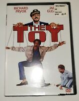 The Toy DVD Richard Pryor 1982 Jackie Gleason New Sealed