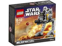 pic1 Mini Click vitrine pour 18-24 LEGO Minifiguren Star Wars épisode 1