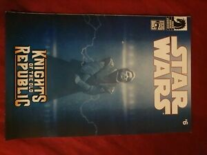 STAR WARS KNIGHTS OF THE OLD REPUBLIC # 6 ROHLAN DYRE DARK HORSE COMICS
