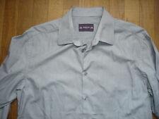 BURTON of London chemise taille XL / 43-44  chic costard 100% coton  TBE