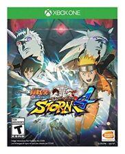 Xone Naruto Ultimate Ninja Storm 4 Namcogaranzia ITA